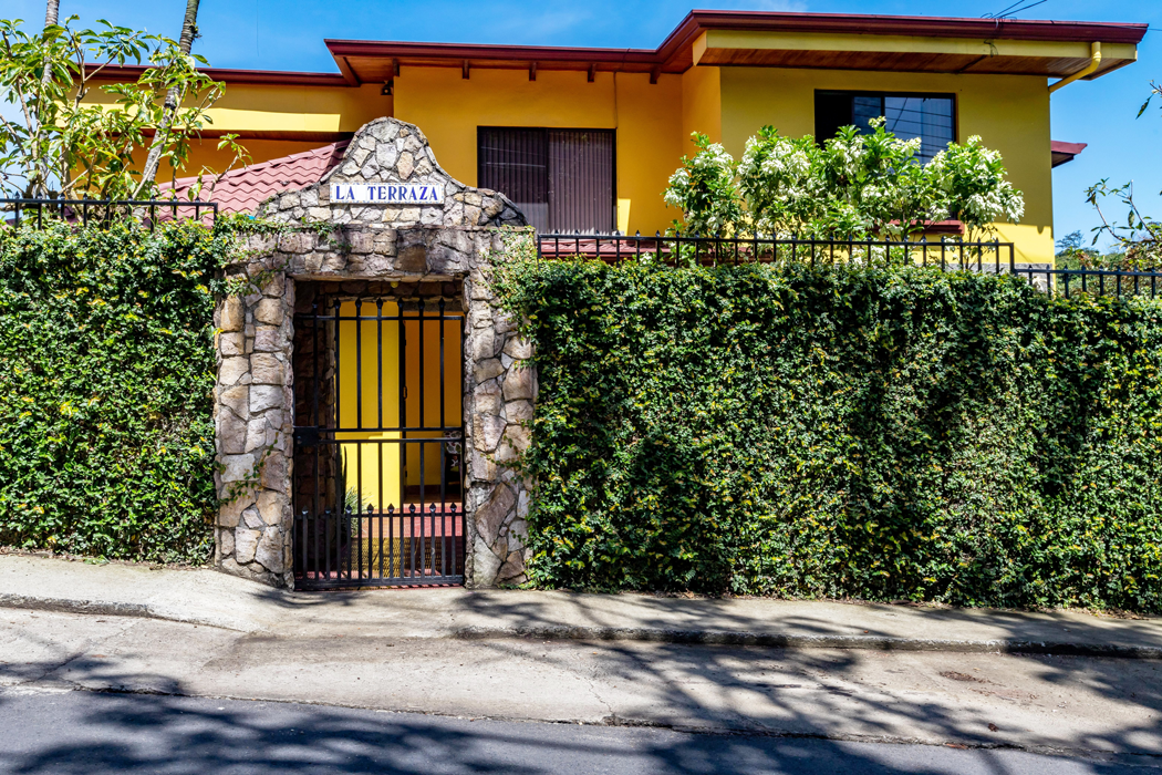 Homepage La Terraza Guest House